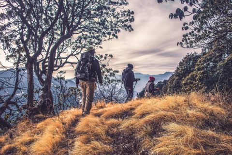 In moments of uncertainty and chaos, getting out into nature is more important than ever.